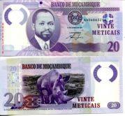 20 метикай 2011 год Мозамбик