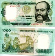 1000 солей 1979 год Перу