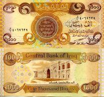 1000 динар Ирак