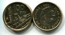 100 песет 1995 год (FAO) Испания
