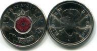 25 центов 2004 год (мак) Канада
