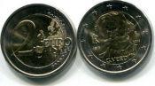 2 евро 2013 год (Джузеппе Верди) Италия