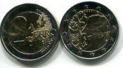 2 евро 2013 год (П. Кубертен) Франция
