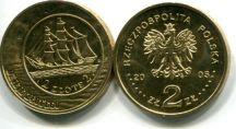 2 злотых 2005 год (История злотого) Польша