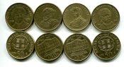 Набор монет Греции 50 драхм
