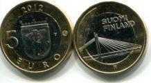 5 евро (мост, 2012 г.) Финляндия
