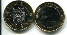 5 евро (Собор, 2013 г.) Финляндия