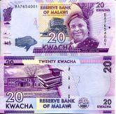 20 квач Малави