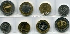 Набор монет Анголы 2012 год