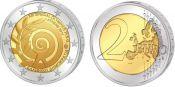 2 евро 2011 Специальные Олимпийские игры Греция