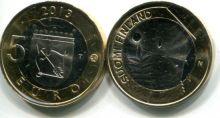 5 евро (Саво, 2013г.) Финляндия