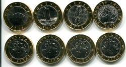 Набор монет Литвы (2013 год)