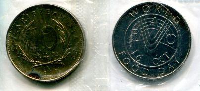 10 долларов Восточные Карибские штаты