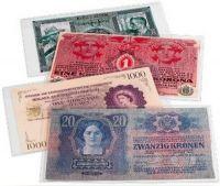 Защитный лист для банкноты или открытки