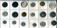 Набор монет Сан-Марино (1977 г.)
