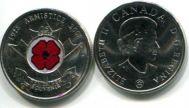 25 центов (2008 г., мак) Канада
