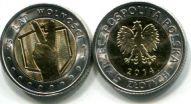 5 злотых независимость (Польша, 2014 г.)