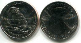 25 центов парк Арки (США, 2014 год)