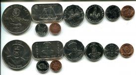 Набор монет Тонга