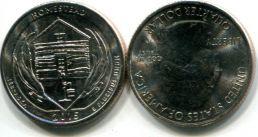 25 центов Гомстед (США, 2015 г.)