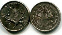 10 сентаво 1978 год Мексика