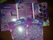 Альбом для памятных монет Приднестровья - знаки зодиака