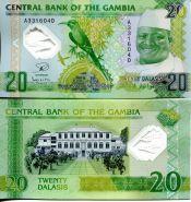 20 даласи 20 лет прогресса Гамбия