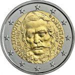 2 евро Людовит Штур Словакия 2015 год
