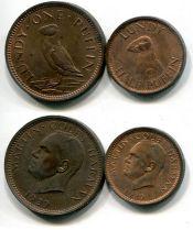 Набор монет Ланди 1929 год