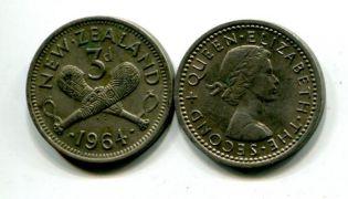 3 ����� ����� �������� 1964 ���