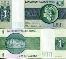 1 крузейро Бразилия 1980 год