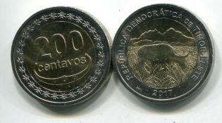 100 сентаво Тимор 2012 год