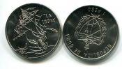 1 песо Ла Индия Куба 1994 год