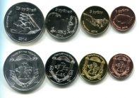 Набор монет Крыма 2014 год