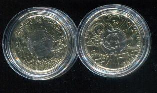 5 евро Симончелли Сан-Марино 2017 год