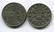 10 центов Саравак 1934 год