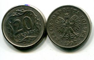 Монеты польша стоимость каталог цены 10 рублей ямало ненецкий автономный округ купить