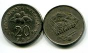 20 сен Малайзия гибискус