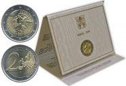 2 евро Международный год астрономии Ватикан 2009 год