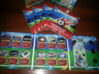 100 и 25 рублей набор банкнота и монеты Чемпионата мира по футболу в России 2018