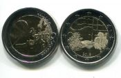 2 евро финская сауна Финляндия 2018 год