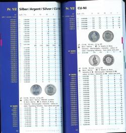 Каталог монет и банкнот Швейцарии 1798 - 2007 год (издание 2008 года)