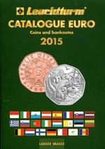 Каталог евро монет и банкнот (2015 г.)